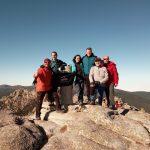 Ascensión a 7 Picos 2138 mts. P.N. de la Sierra del Guadarrama (Madrid)