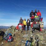 Ascensión al Pico de la Tornera 1864 mts. sierra del Rincón (Madrid) Reserva de la Biosfera