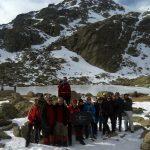 Ascensión a Peñalara 2429 mts. P.N. de la Sierra de Guadarrama