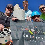 Ascensión al Yelmo por la Vía Valentina, La Pedriza P.N. de la Sierra del Guadarrama
