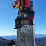 Ascensión al Pico del Lobo 2263 mts. Pico más alto de Castilla la Mancha