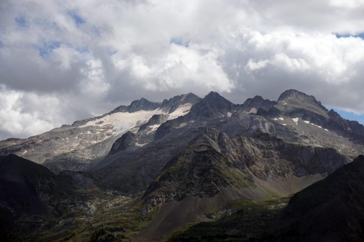 El último de los glaciares: Madaletas. Raquel Magán Higuera
