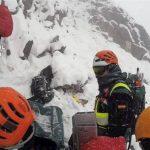 Rescate de un montañero toledano